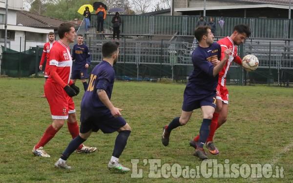 Calcio Seconda categoria: Cumiana passa a Candiolo