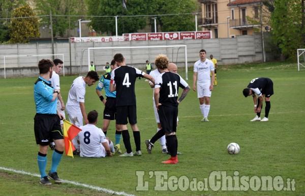 Calcio Eccellenza: Pinerolo stende la già retrocessa Cheraschese.
