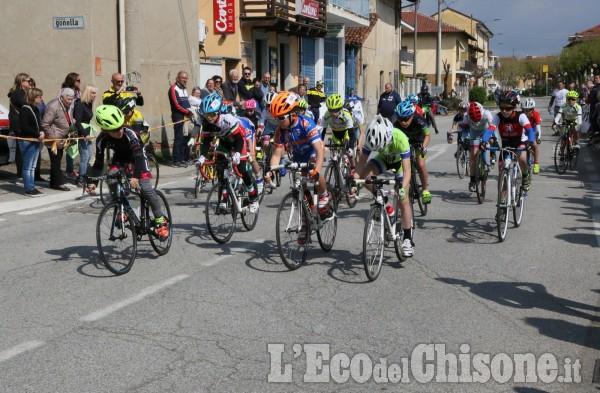 Airasca , Ciclismo giovani ciclisti