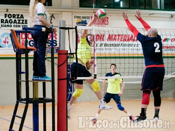Volley serie C maschile: Val Chisone crolla in casa con Alessandria, la salvezza adesso passa dai play-out.