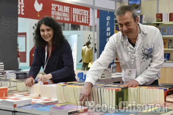 Salone del Libro di Torino: libri e autori dal Pinerolese