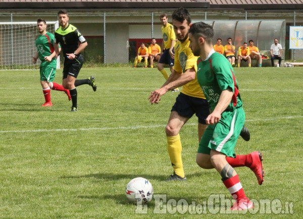 Calcio Terza categoria: Castagnole vince lo spareggio e va in Seconda