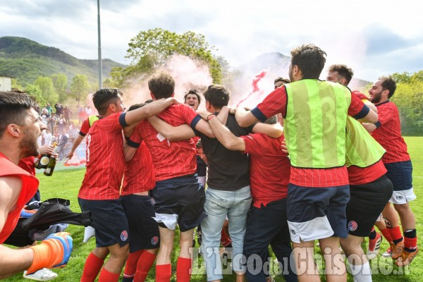 Calcio Seconda categoria: Valle Po vola in Prima
