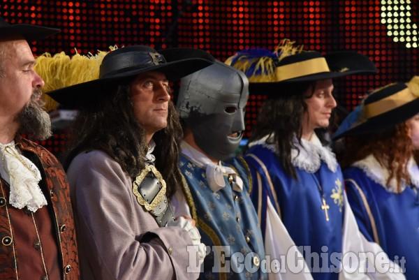Cavallermaggiore | la maschera di ferro a Telecupole