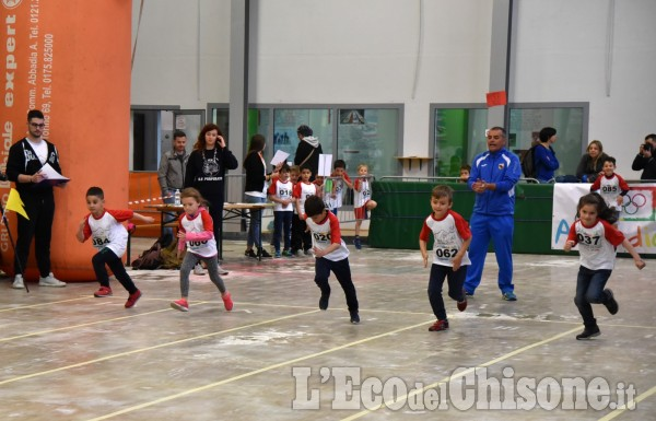 Abbadiadi ,Piccoli atleti al palazetto dello sport