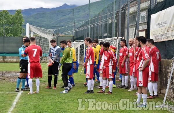 Calcio Prima categoria play-out: Bricherasio salvo