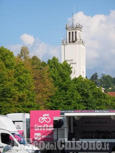 Aspettando il Giro d'Italia a Pinerolo e Montoso