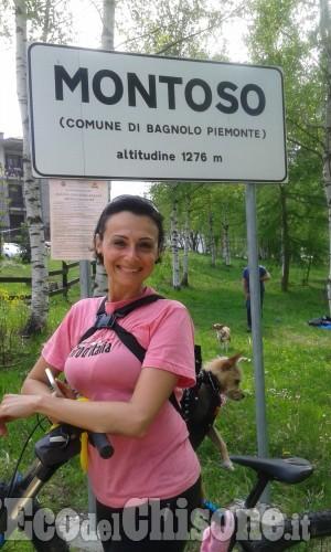 Giro d'Italia: l'attesa sulle strade del Pinerolese