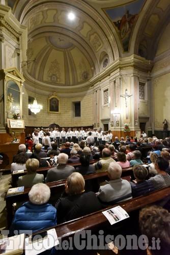 Il Coro dei Congedati della Taurinense a Lusernetta