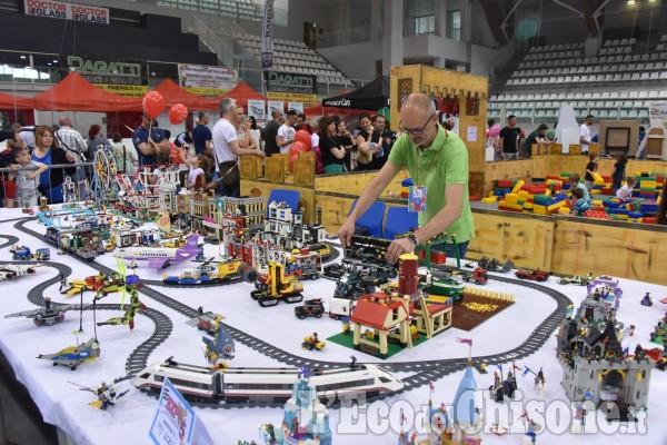 Pinerolo: Expo Mattoncino