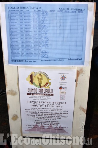 Pinerolo: Rievocazione Cuneo-Pinerolo con arrivo al Veloce