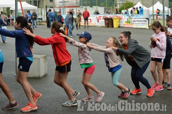 Mini Olimpiadi di valle a Pinasca