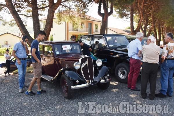 San Pietro vl. Auto e moto storiche