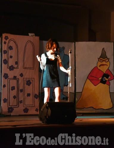 Pinerolo: Spettacolo di fine anno per la scuola  di canto Albert Music.