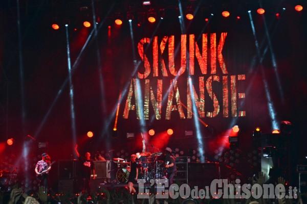 Stupinigi Sonic Park: una notte con Skunk Anansie