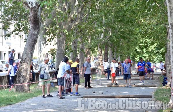 Pinerolo: Bocce Petanque al Veloce