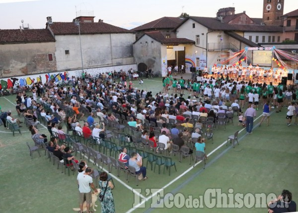 Piobesi: in 500 alla festa finale dell'oratorio