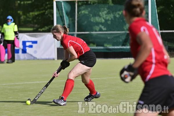 European master games  Fenestrelle Corri Forte (autori vari) e hockey prato a Villar
