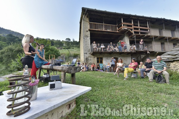 Stone Oven House di Rorà: alla residenza artistica Cynthia Fusillo e i Da Ladnol dopo Marta Zapparoli