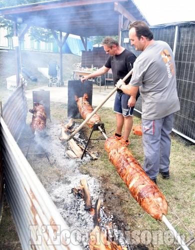 Roletto, la festa patronale