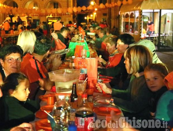 Moretta, Cena sotto le stelle