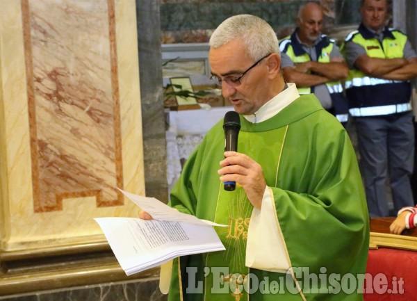 Lombriasco ,nuovo parroco in paese