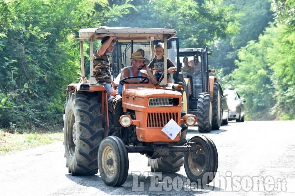San Secondo: Raduno trattori alla Ferruginosa