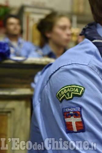 Abbadia Alpina messa del nuovo parroco
