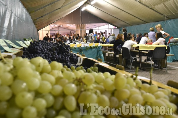 Sagra dell'uva a Bricherasio