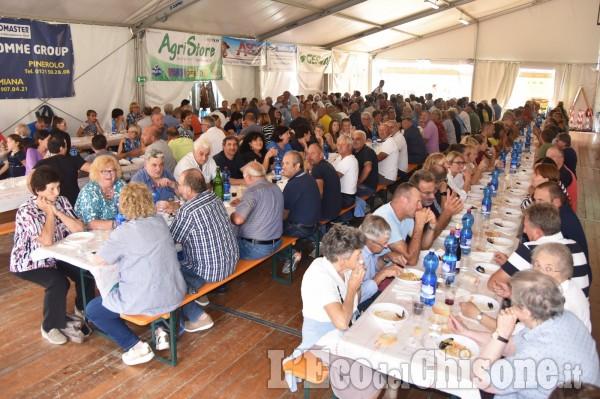 Appendini, la festa patronale