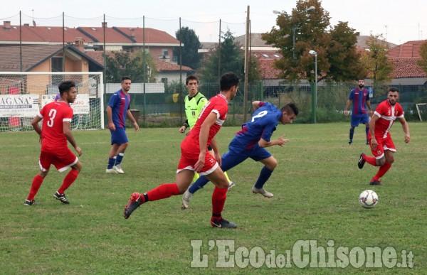 Calcio Prima categoria: Orbassano si prende il derby