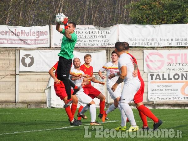 Calcio Promozione: Cavour travolge Villafranca