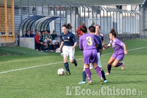 Calcio donne serie C: Pinerolo crolla in casa
