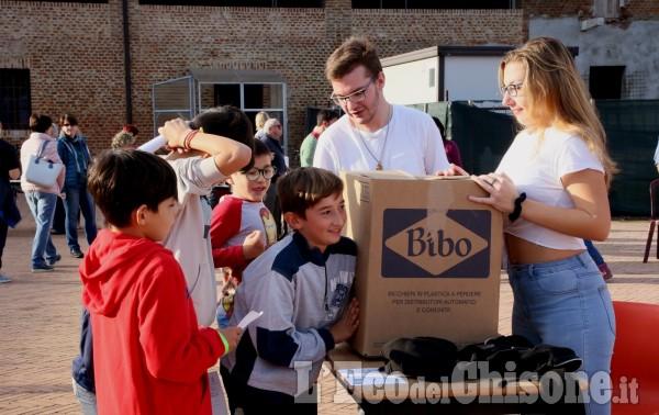 Vinovo: castagne in cascina, banco di beneficenza e giochi per bambini