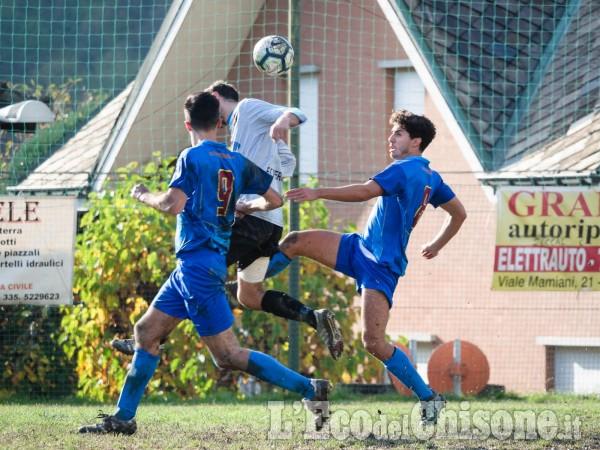 Calcio Prima categoria: Perosa stende S. Secondo
