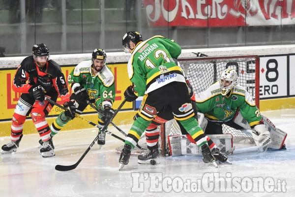 Hockey: Valpeagle-Valdifiemme