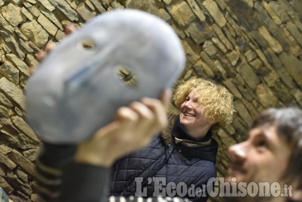Rorà, artisti russi alla Stone Oven House