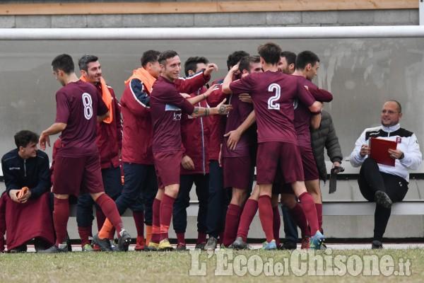 Calcio: Saluzzo non si ferma più e inguaia Moretta