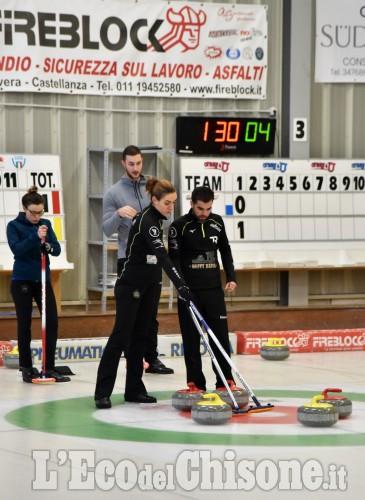 Curling : azzurre alla prova dell'Europeo in Svezia