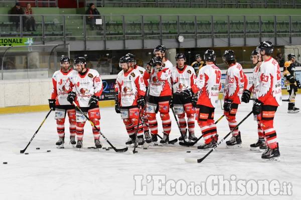 Valpeagle - Varese, la coraggiosa sfida biancorossa