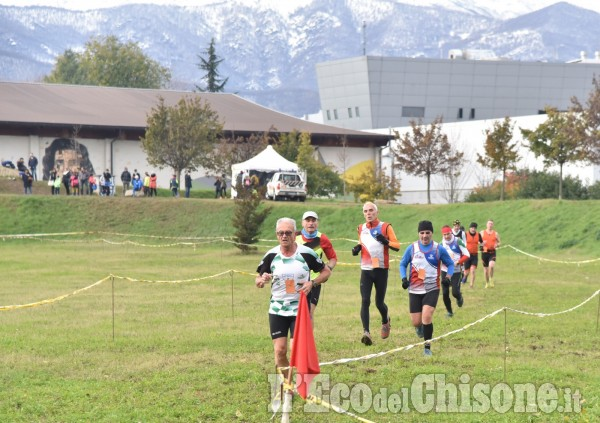 Pinerolo: Cross della Pace gara regionale di corsa campestre