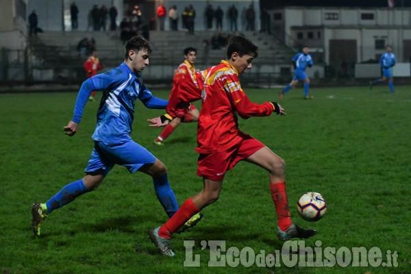 Calcio Under 17: Luserna stende Villafranca