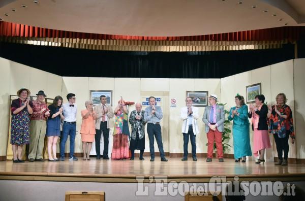 Pinerolo : Premiazione e teatro dialettale
