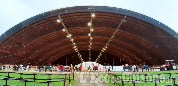 Pinerolo: Centro equestre di Abbadia Alpina