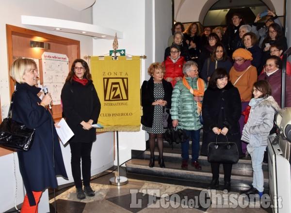 Pinerolo: No alla violenza sulle donne