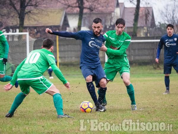 Calcio: Pinerolo surclassa Moretta, finisce 1-5