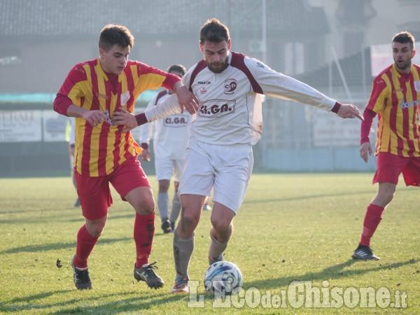 Calcio: il Pancaliericastagnole dà battaglia a Vllafranca, ma decidono due punizioni