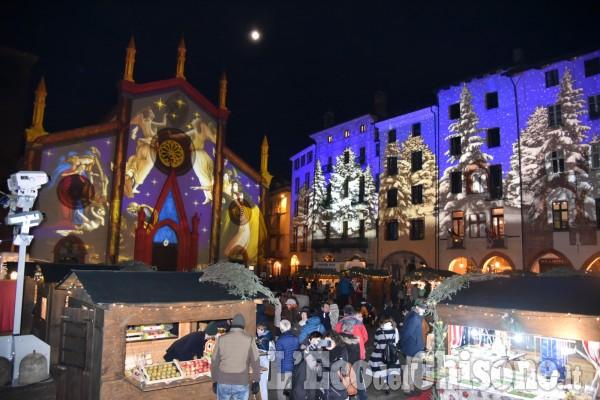 La magia del Natale in piazza San Donato