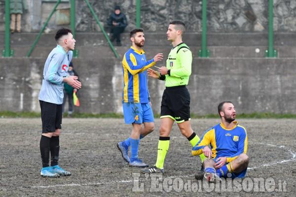 Calcio Prima categoria: Villar sbanca Perosa