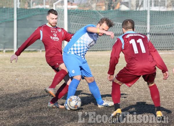 Calcio Promozione: Pancaliericastagnole, secca vittoria a Nichelino